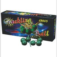 Петарды Crackling Ball (GB605)