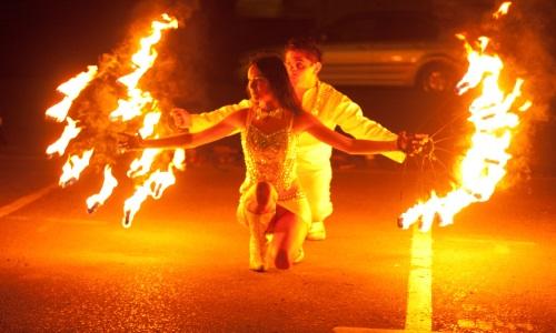 Предлагаем огненное шоу, фаер-шоу, пирошоу в Минске недорого. Видео пиротехнического шоу, представления вы можете посмотреть на нашем сайте. Фото №2